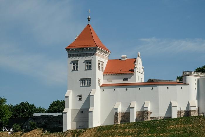 Гродненский дворец после реконструкции