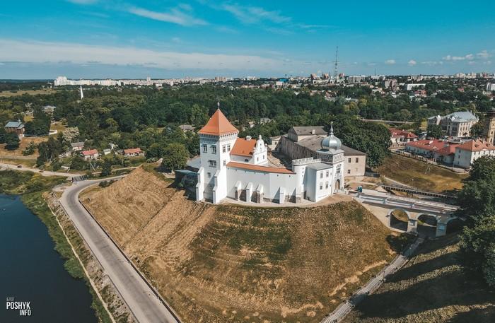 Гродненский дворец Витовта