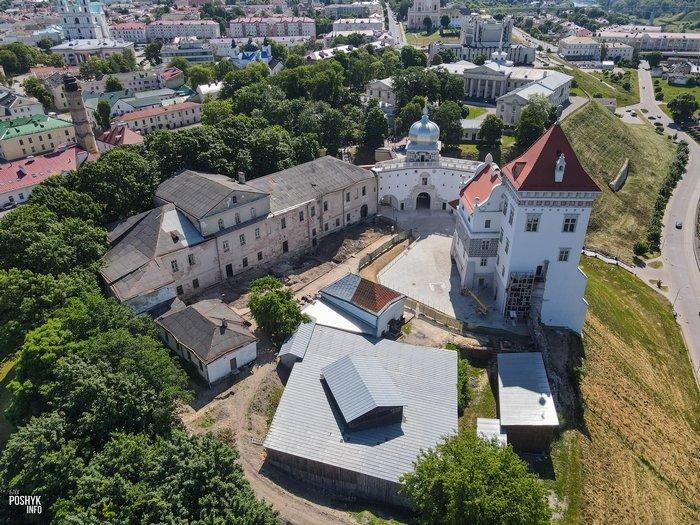 Гродненский замок Витовта