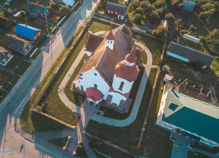 Архитектура Беларуси костелы