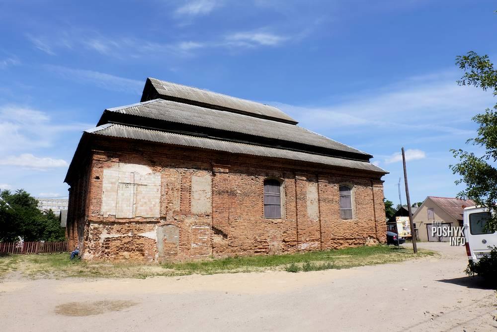 самые старые синагоги беларуси