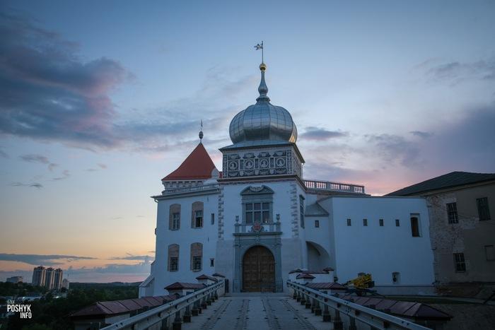 Старый замок Гродно Беларусь