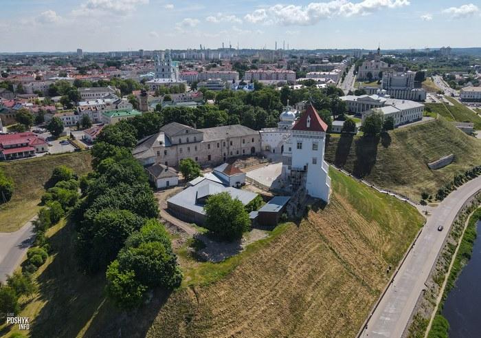 Замки Беларуси Гродно