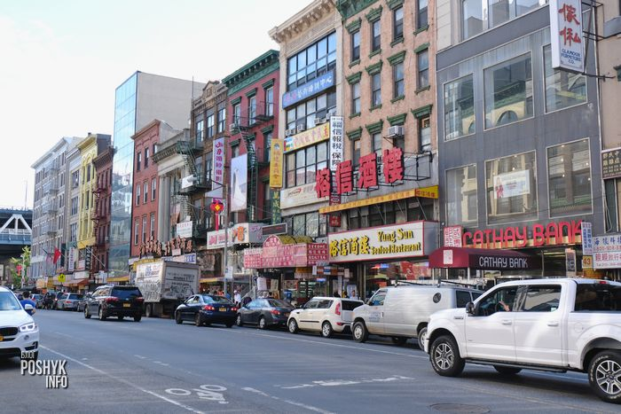 интересные экскурсии по Нью-Йорку