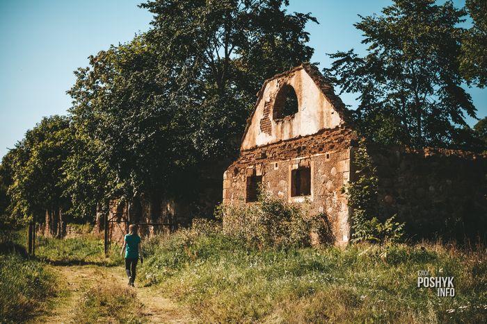 руины наднеман