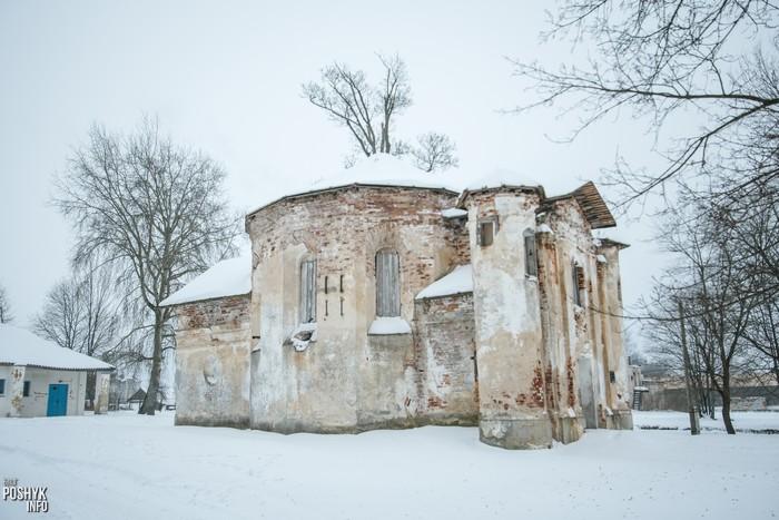 Храм в поселке Первомайск
