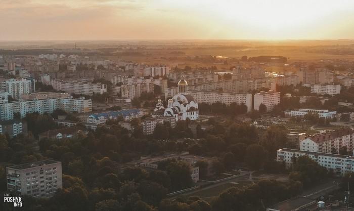 Церковь в Солигорске