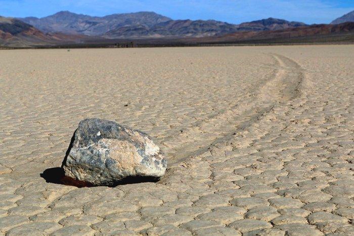 Долина смерти — Рейстек-Плайя