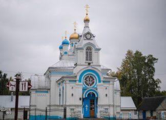 Церковь в Вилейке