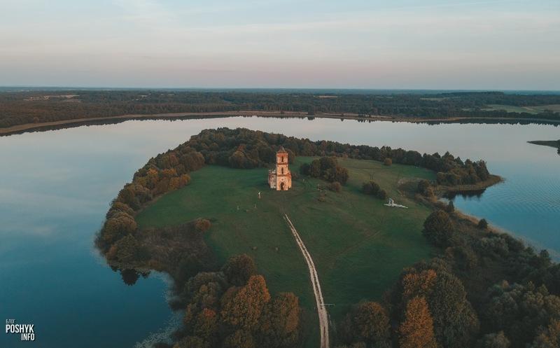 Белая Церковь Витебская область