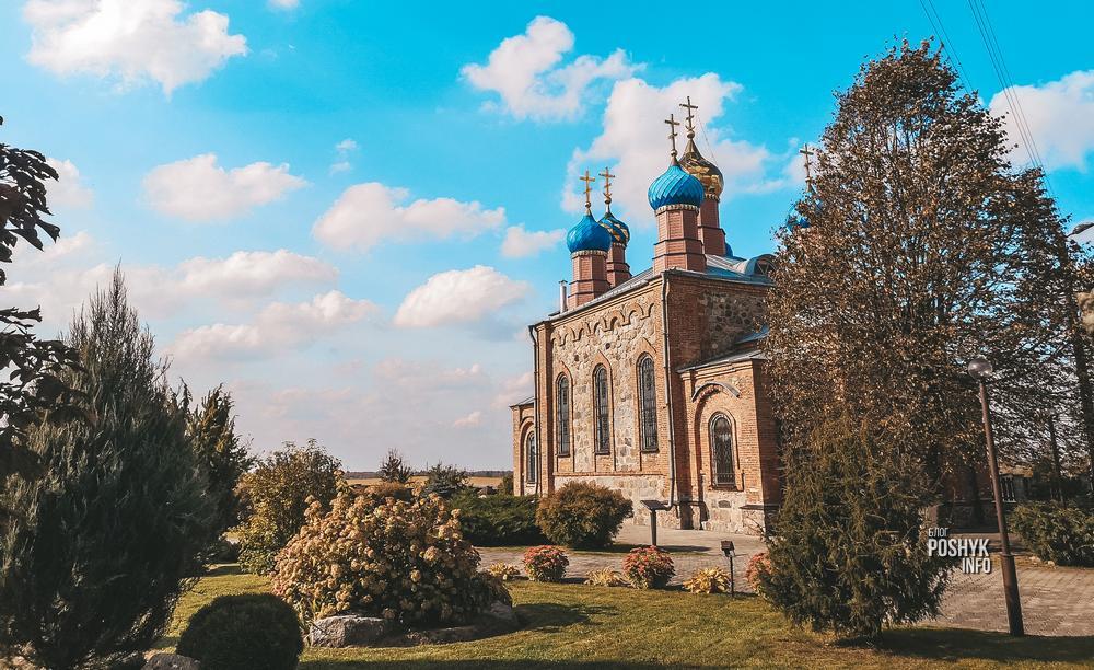 Церковь Россоны