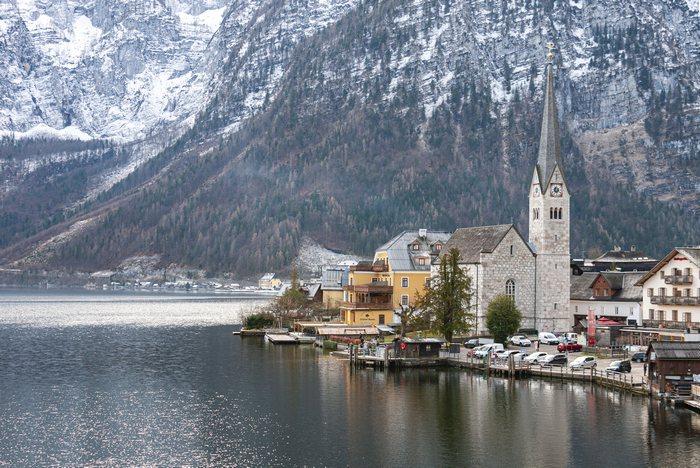 где провести рождественские каникулы в европе