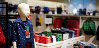 второй магазин H&M в Минске