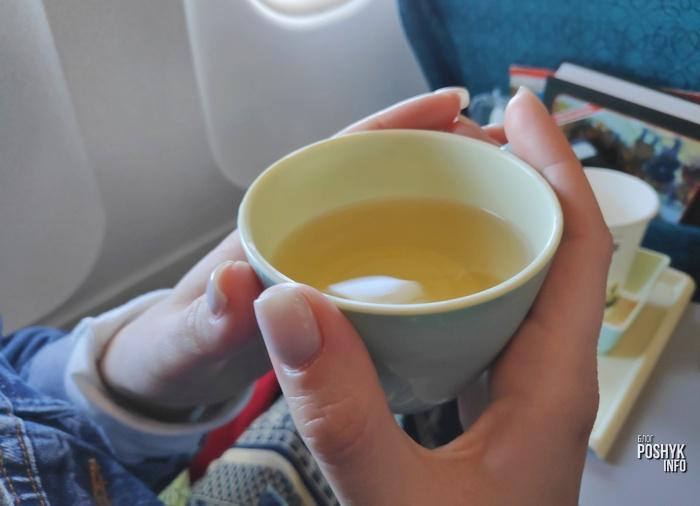 Vietnam airlines как кормят питание