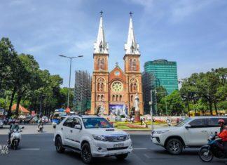 собор сайгонской богоматери хошимин