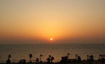В Египет зимой