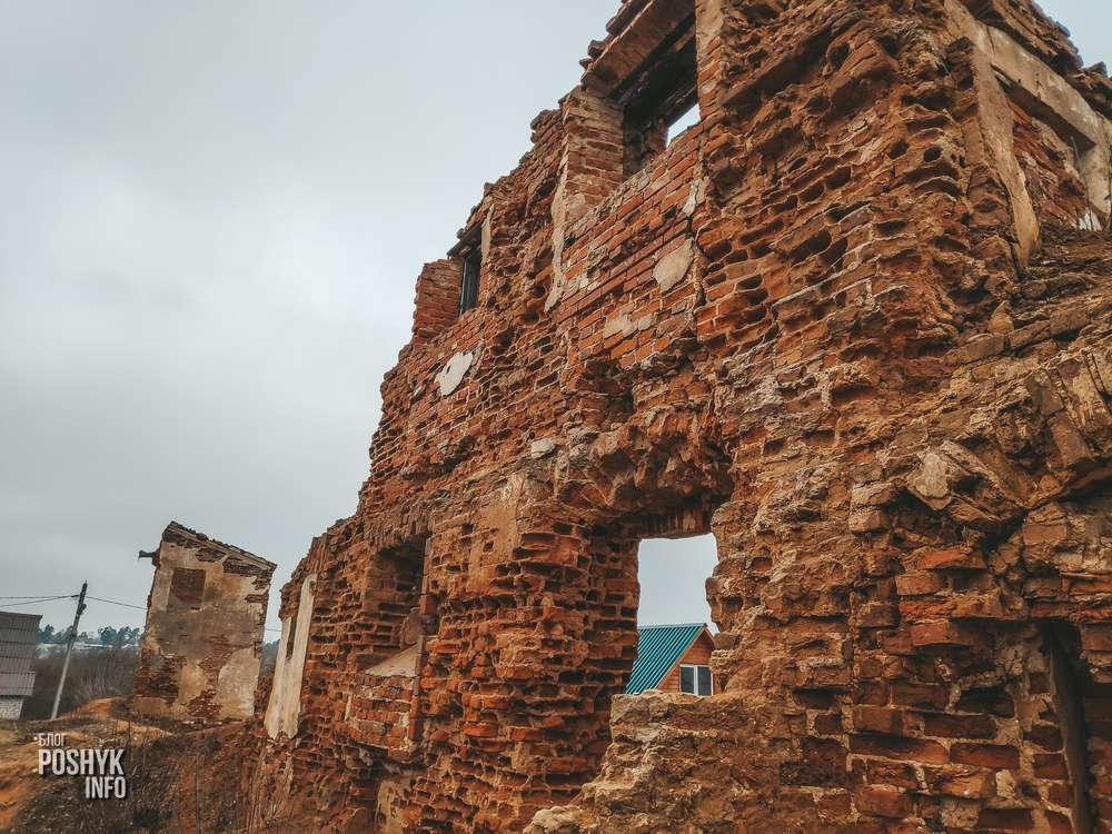 борисовский замок