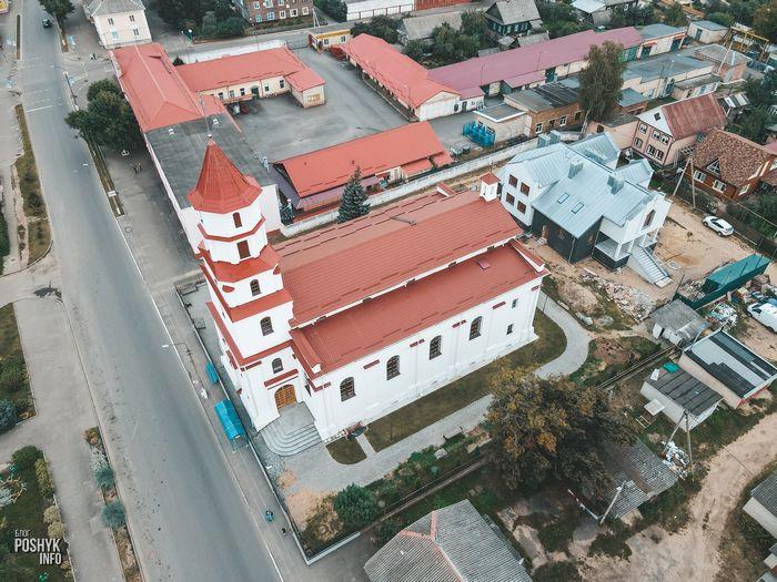 Борисовский костел