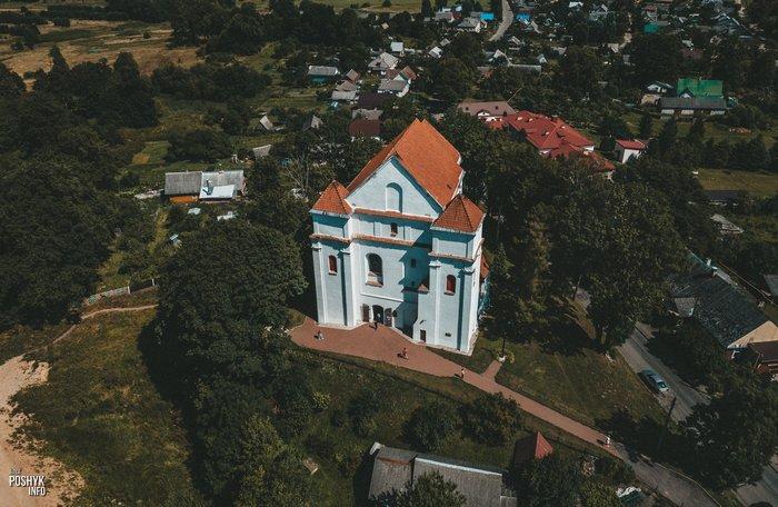 Костел Преображения Господнего Новогрудок