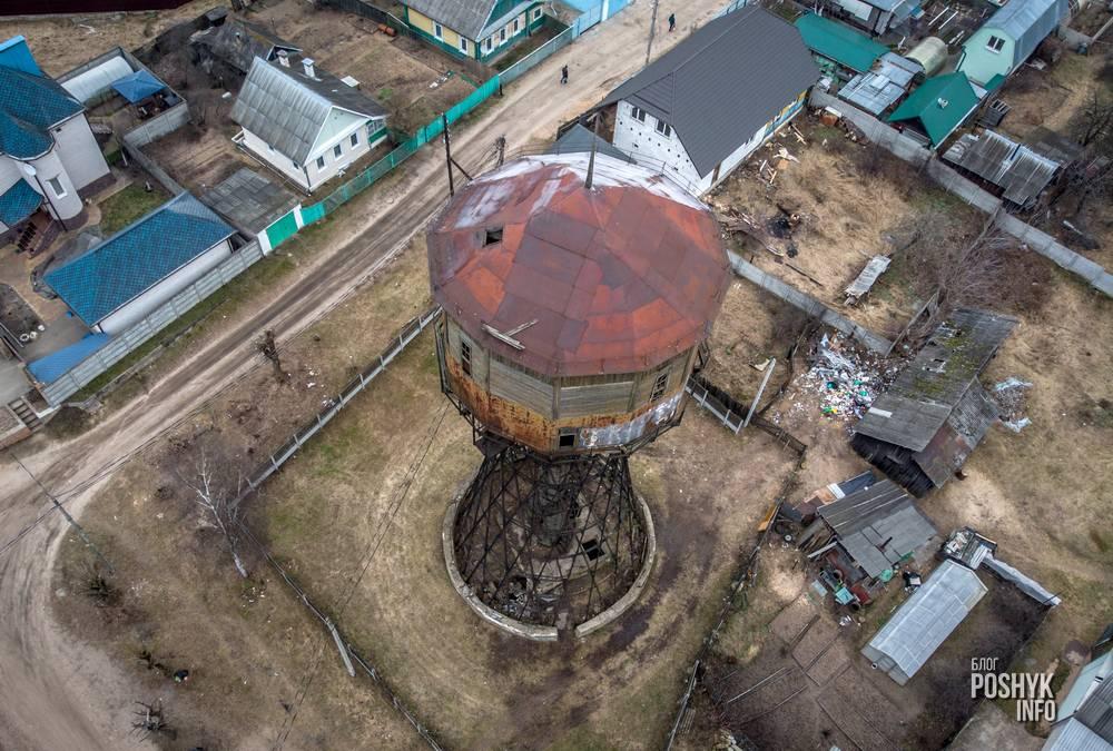 Шуховская башня в Борисове фото