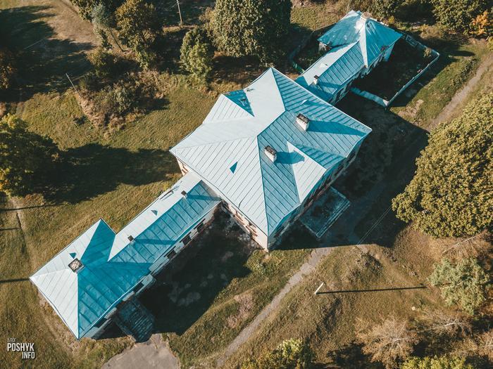 Деревня Полонечка
