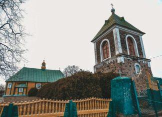 церковь в Больших Жуховичах