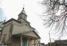 церковь Залужье