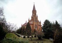 костел в Столовичах