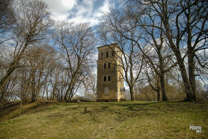 Башня в дворище