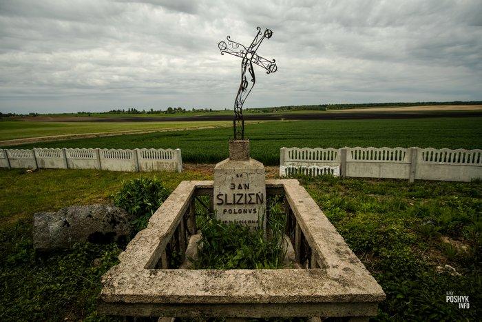 Кладбище в агрогородке Друцковщизна