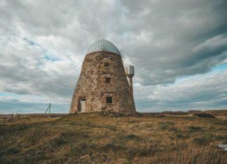 ветряная мельница в Тарново