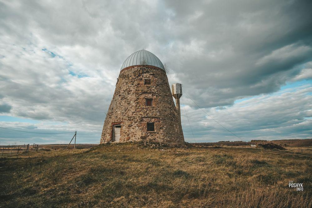 Развалины в Тарново