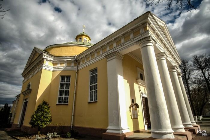 Кафедральный собор святого Михаила Архангела в Лиде