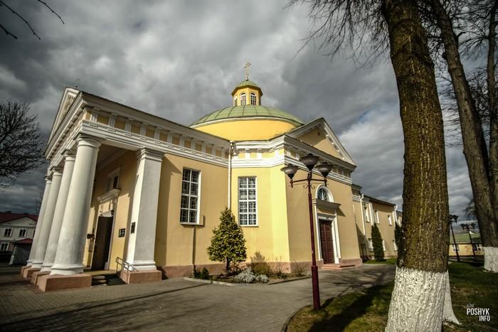 Церковь в Лиде