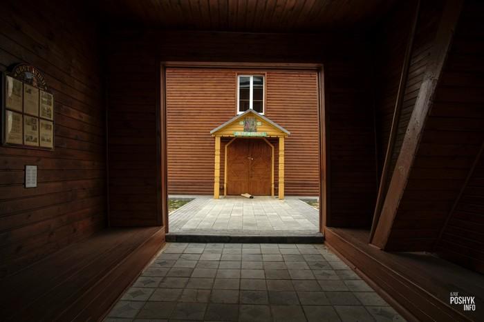 церковь святого Петра и Павла в Трабах