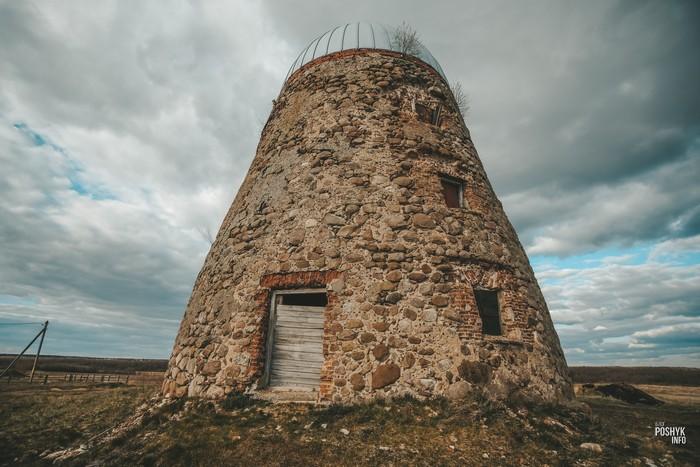 Ветрянная мельница в Тарново