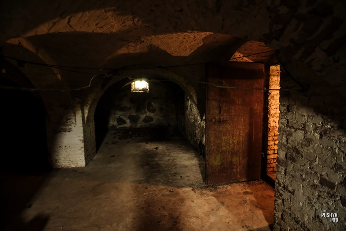 Подвал во Флерьяново