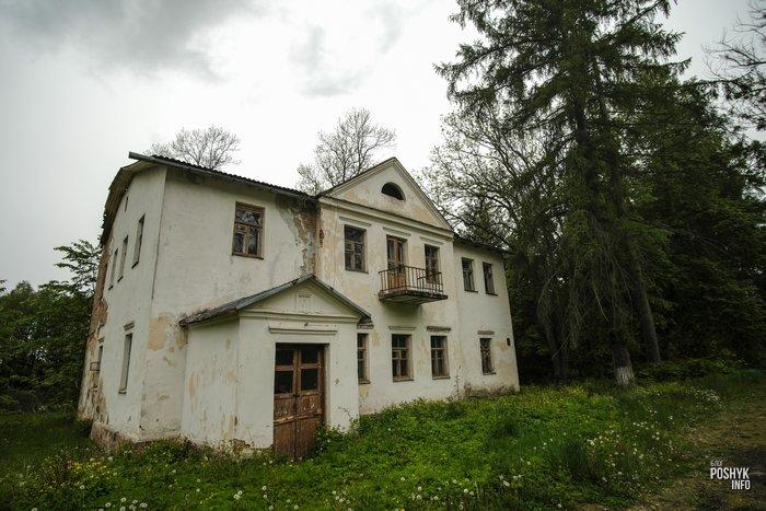 Здание флигеля Совейки