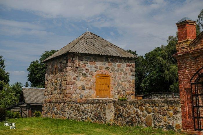 Башня Данюшево