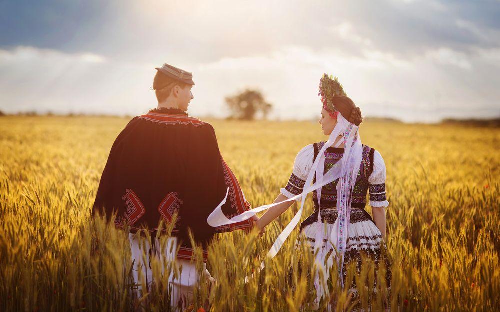 белорусская вышивка