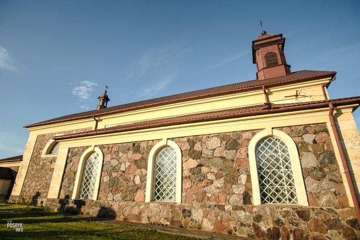 Костел Константиново