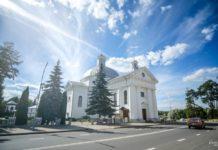 Костел в Щучине
