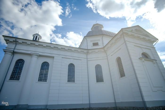 Костел святой Терезы Щучин