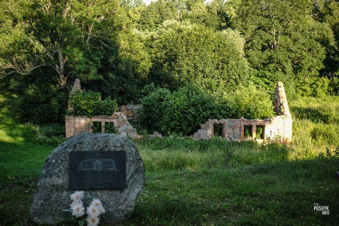 Кузница Шеметово руины