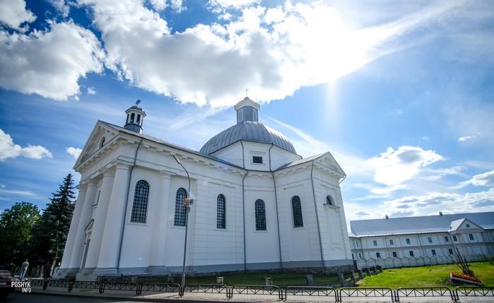 Монастырь пиаров в Щучине