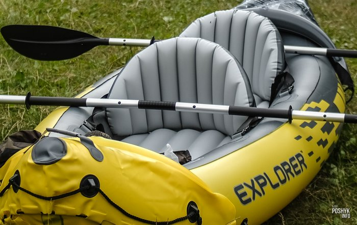 Надувные лодки советы по выбору