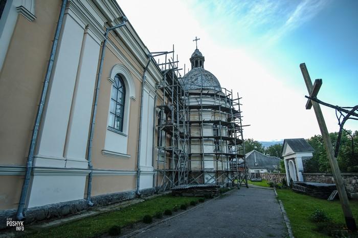 Николаевский собор в Свири