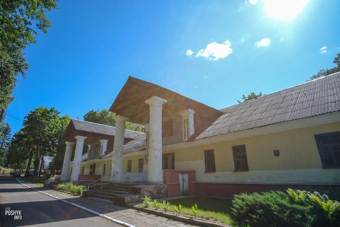 Усадебный дом Новое Поле