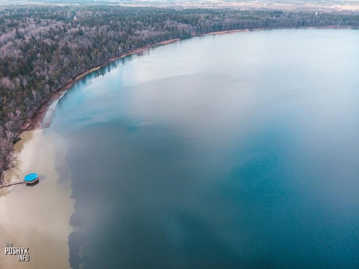 озеро Cвитязь