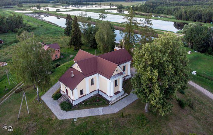 Костел Шеметово